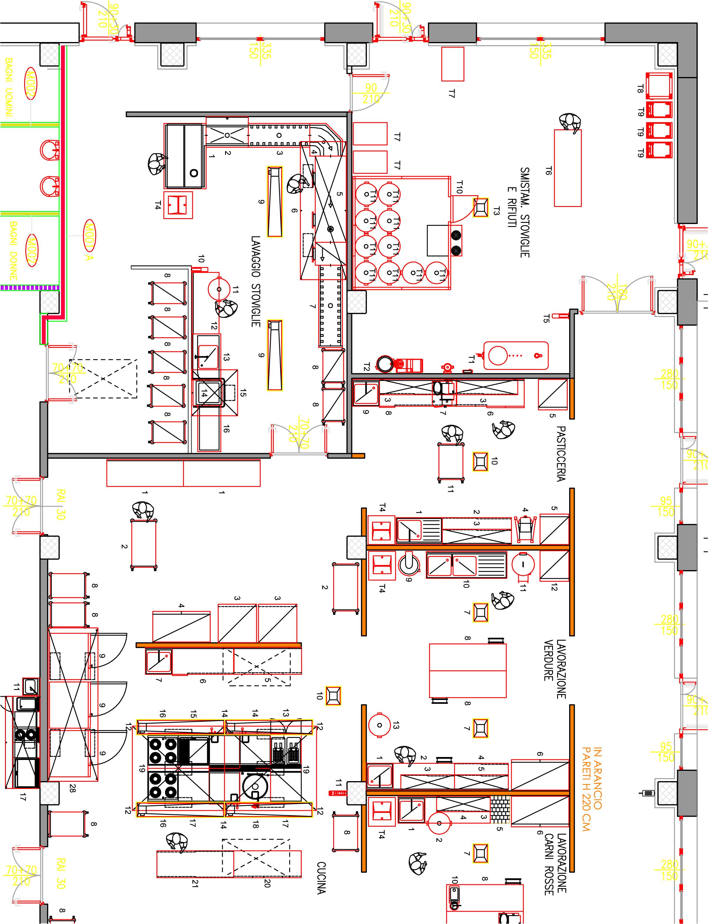 Consulenza e progettazione polazzo for Progettazione del layout del garage